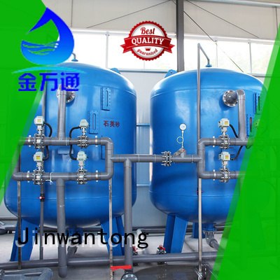 Jinwantong sand filter for above ground pool with good price for grit removal