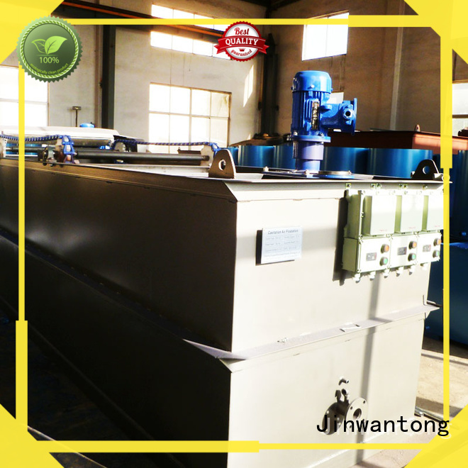 Jinwantong Wastewater Treatment Plant Equipment wholesale for oil remove