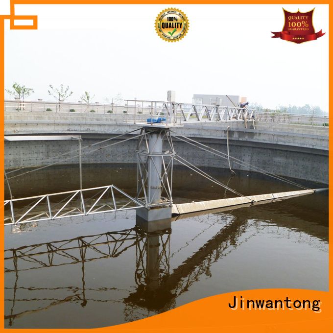Jinwantong bottom sludge scraper with good price for final sedimentation tank