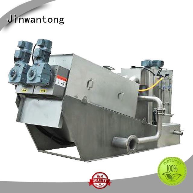 Jinwantong professional sludge dewatering wholesale for wineries