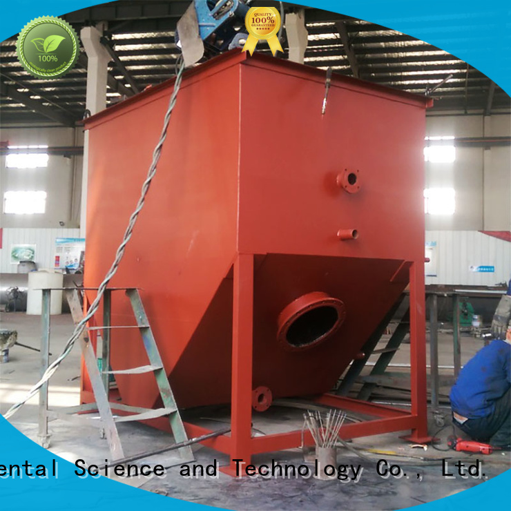 Jinwantong cpi separator with good price for petrochemical effluents