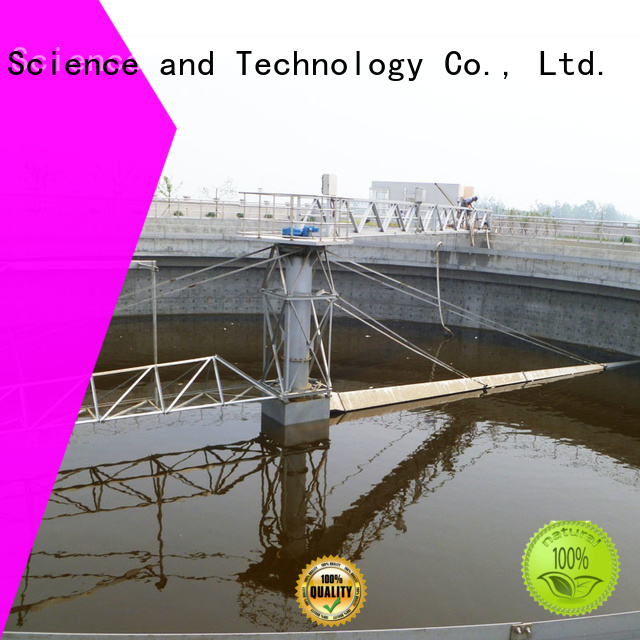 Jinwantong efficient sludge scraper manufacturer for final sedimentation tank