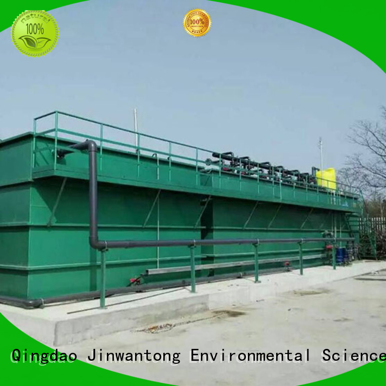 Jinwantong integrated waste water treatment plant directly sale forpharmaceutical industry
