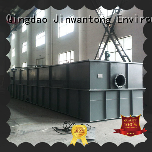 Jinwantong professional daf system design for slaughterhouse