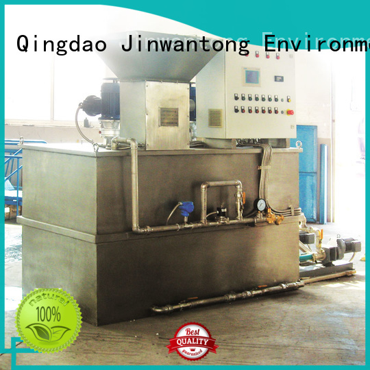 Jinwantong automatic chemical dosing system series for mix water and chemicals