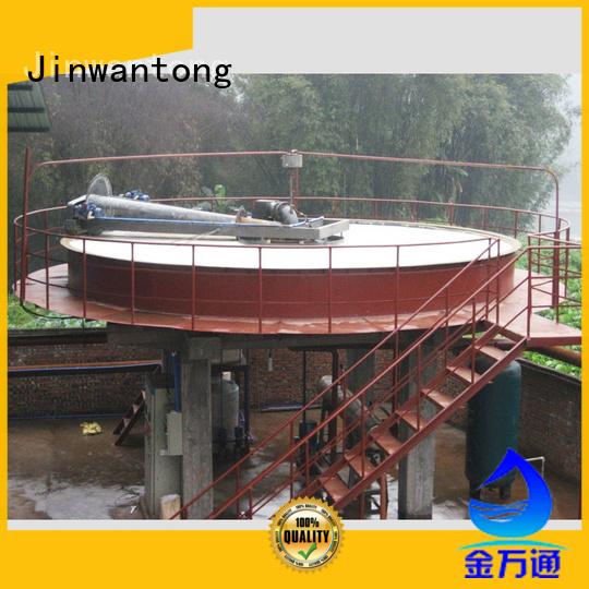 Jinwantong circular daf clarifier wholesale for tanneries