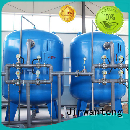 Jinwantong sand filter for above ground pool directly sale for grit removal