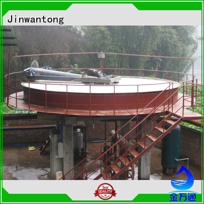 Jinwantong top dissolved air flotation process for water clarification manufacturers for tanneries
