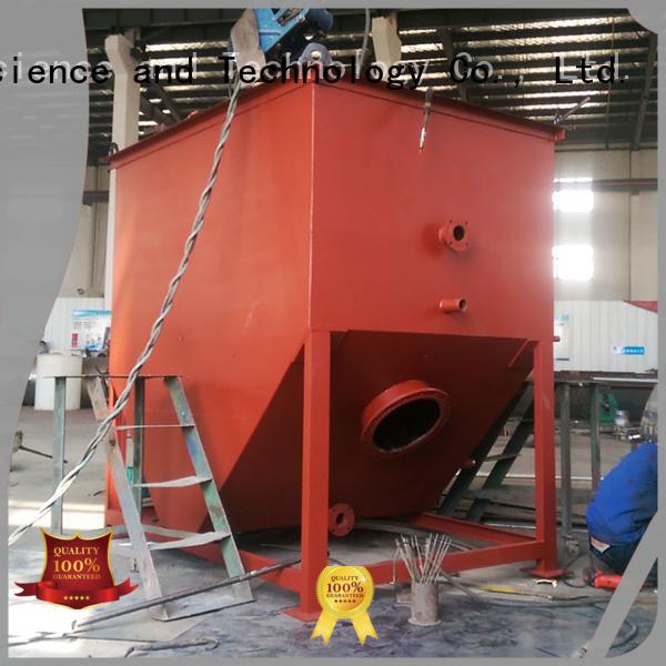 Jinwantong high efficient oil water separator manufacturers series fpr refinery effluents