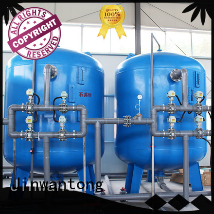 Jinwantong sand filter for inground pool for business for ground water purification