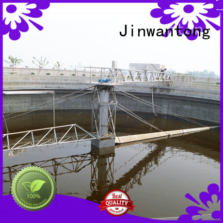 Jinwantong sludge scraper system manufacturer for primary clarifier