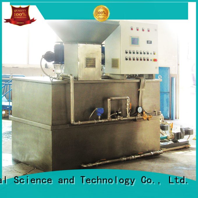 Jinwantong practical chemical dosing system manufacturer with good price for powdered and liquid chemicals