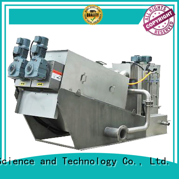 Jinwantong sludge dewatering machine supplier for resource recovery