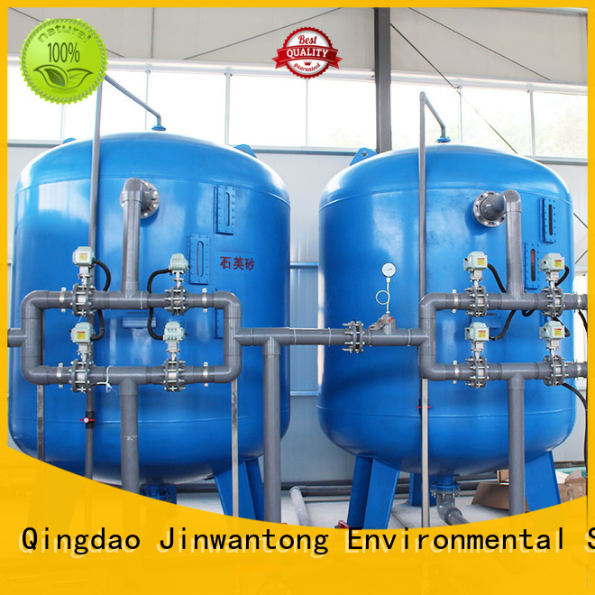 durable sand filter for inground pool customized for alga removal