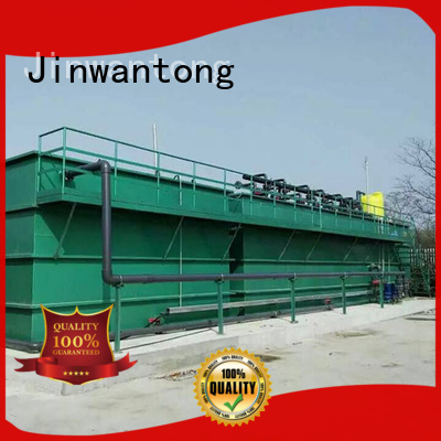 Jinwantong integrated wastewater treatment plant manufacturer customized forpharmaceutical industry