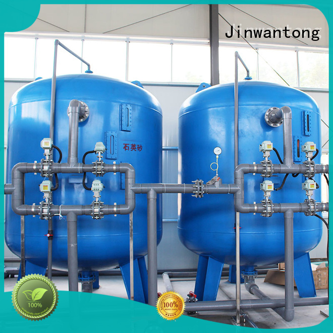 Jinwantong durable sand filter for inground pool wholesale for ground water purification