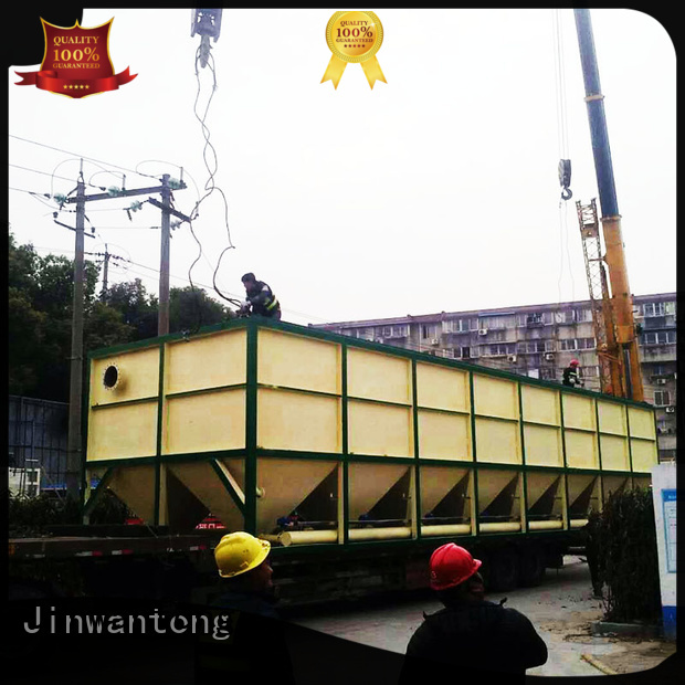 Jinwantong durable lamella clarifier directly sale for food industry