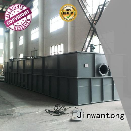 Jinwantong cost-effective dissolved air flotation design supplier for slaughterhouse