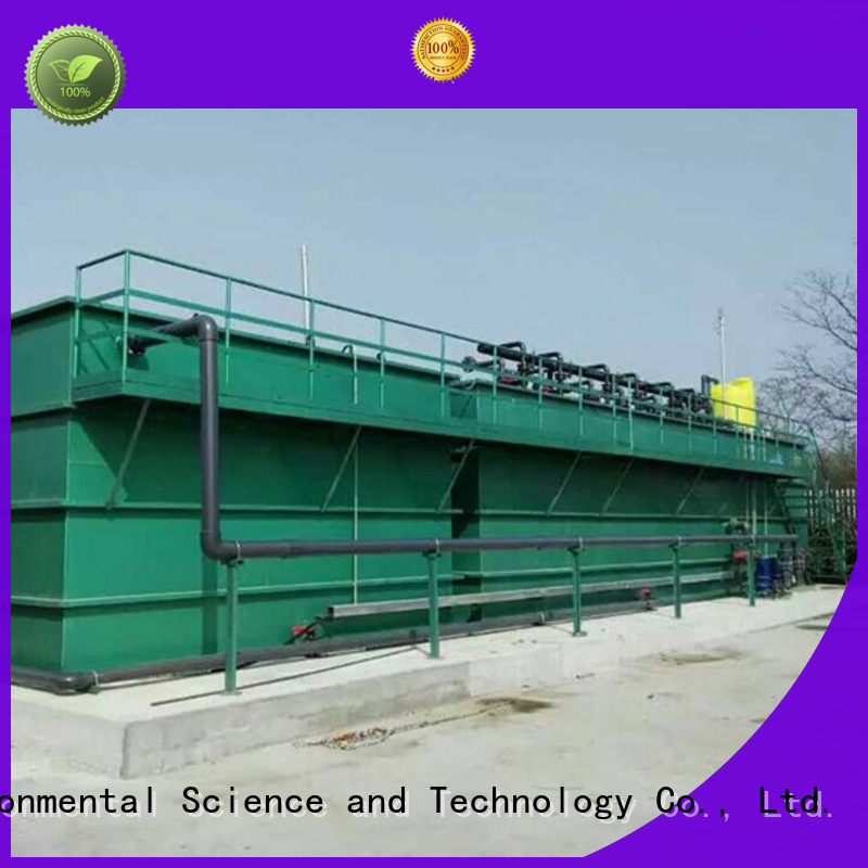 integrated industrial wastewater treatment wholesale for food industry