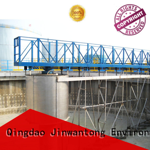 Jinwantong high strength bottom sludge scraper manufacturer for primary clarifier