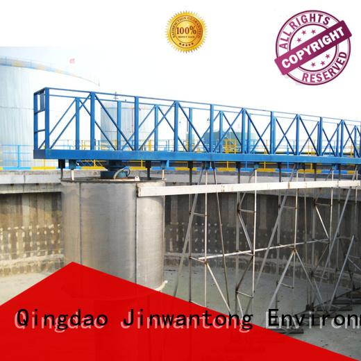 Jinwantong high strength bottom sludge scraper manufacturer for primary clarifier