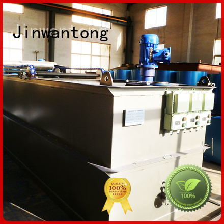 Jinwantong caf machine factory for product recovery