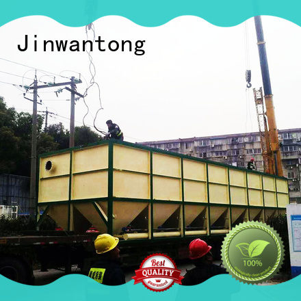 Jinwantong inclined plate clarifier from China for food industry