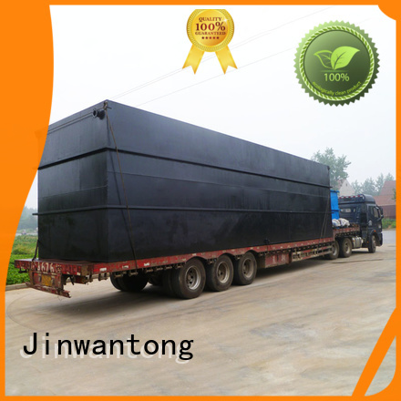 Jinwantong quality sewage treatment series for hospital