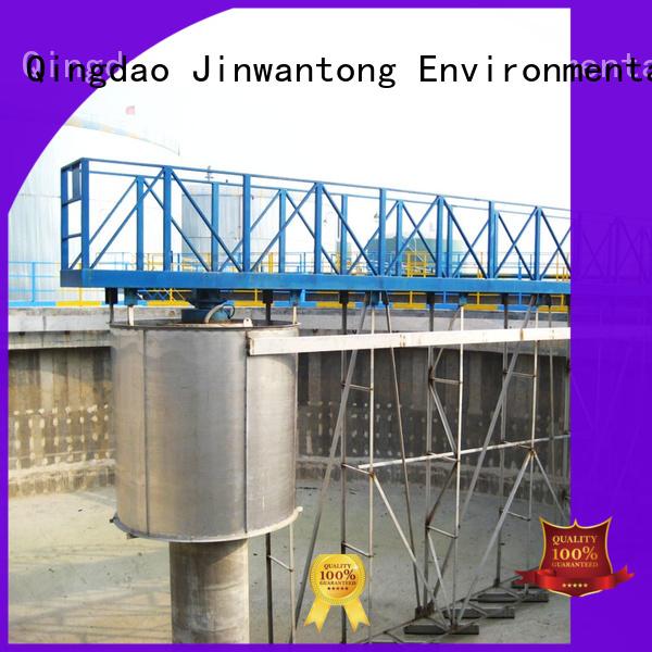 Jinwantong real circular clarifier suppliers for final sedimentation tank