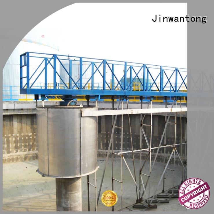 Jinwantong bottom sludge scraper supplier for final sedimentation tank
