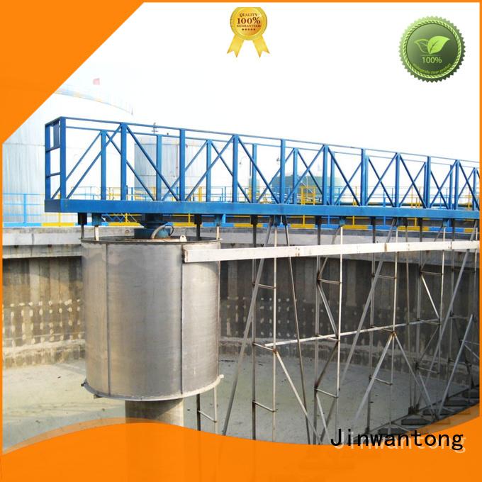 efficient sludge scraper wholesale for final sedimentation tank