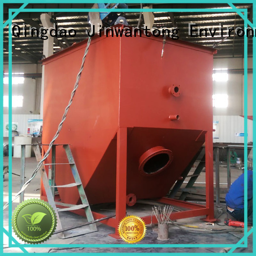 Jinwantong oil water separator manufacturers wholesale for petrochemical effluents