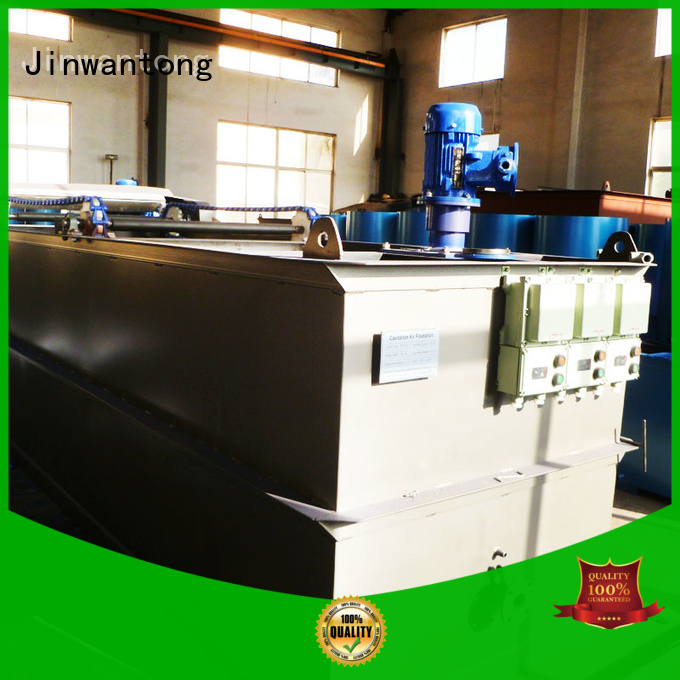 Jinwantong advanced sewage treatment plant manufacturer wholesale for polishing of biological treatment effluent