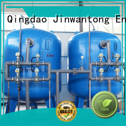 Jinwantong durable sand filter for inground pool directly sale for ground water purification