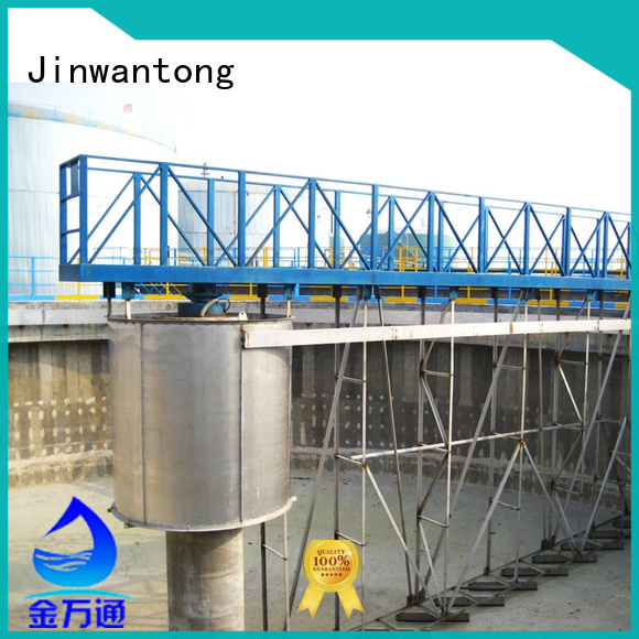Jinwantong sludge scraper system with good price for final sedimentation tank