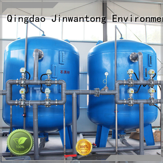low cost pressure sand filter directly sale for grit removal