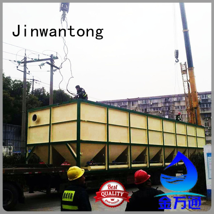 efficient sedimentation tank factory price for chemical waste water