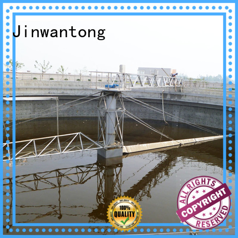 Jinwantong central drive sludge scraper manufacturer for primary clarifier