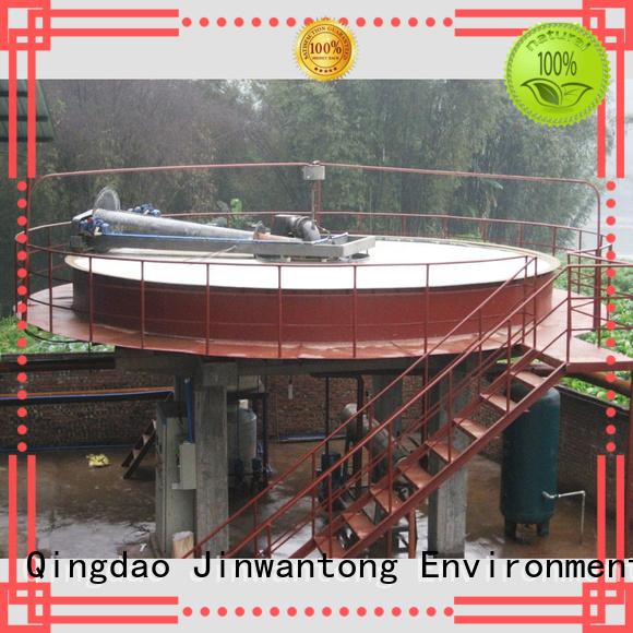 Jinwantong circular daf clarifier manufacturer for secondary clarification