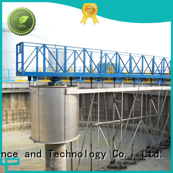 Jinwantong light weight wastewater treatment scraper for primary clarifier