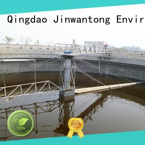 Jinwantong sludge scraper supplier for primary clarifier