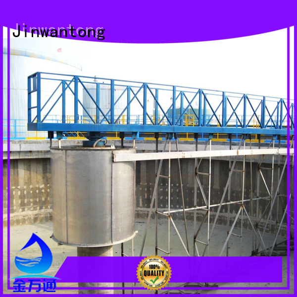 Jinwantong efficient sludge scraper system wholesale for primary clarifier