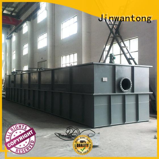 practical dissolved air flotation unit supplier for slaughterhouse