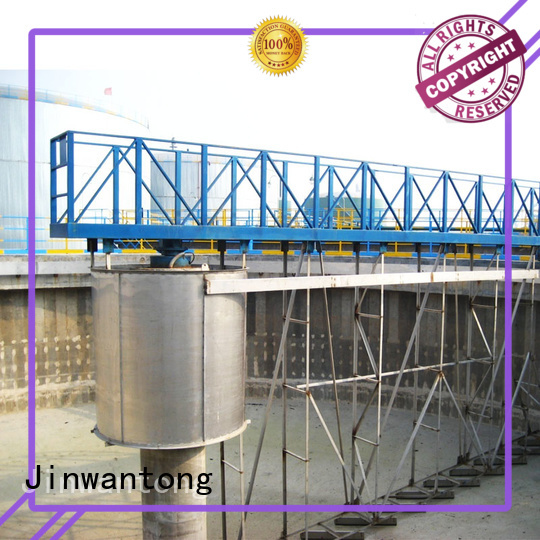 Jinwantong reliable sludge scraper system with good price for final sedimentation tank