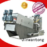high-quality sludge dewatering equipment wastewater for business for solid-liquid separation