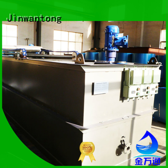 Jinwantong low cost industrial wastewater treatment equipment wholesale for polishing of biological treatment effluent