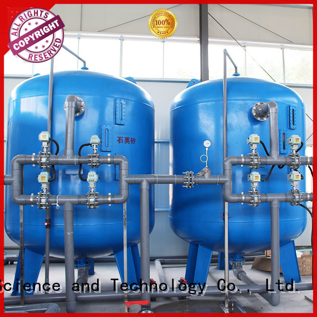 Jinwantong sand filter with good price for grit removal