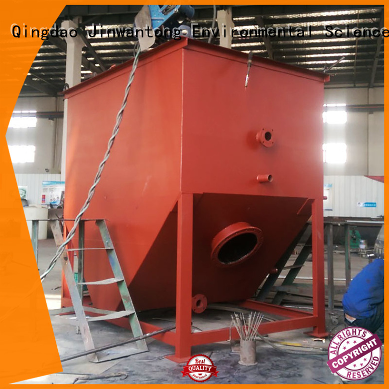 Jinwantong corrugated plate interceptor factory for petrochemical effluents