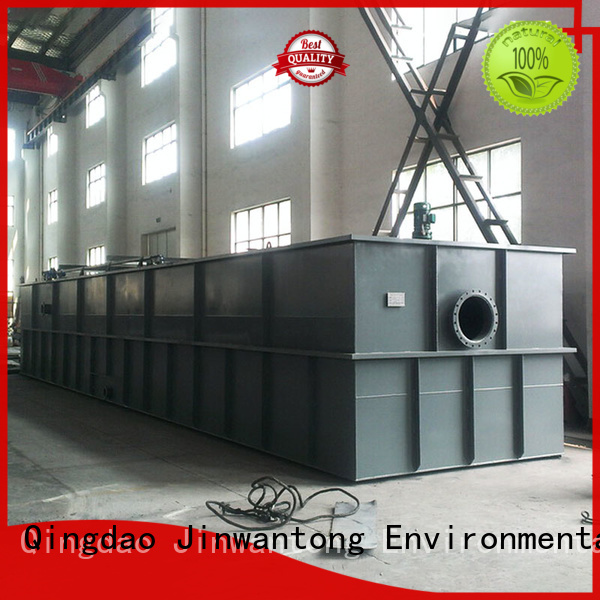 Jinwantong dissolved air flotation system supplier for food processing