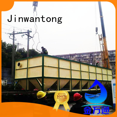 durable sedimentation tank directly sale for food industry